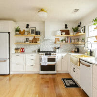 Modern, Timeless & Organic Kitchen Reveal: It's Finall