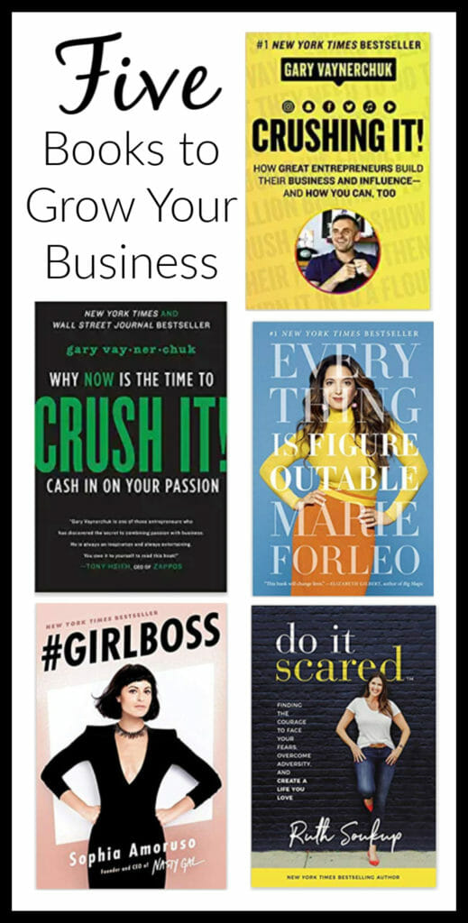 Books for the Entrepreneur