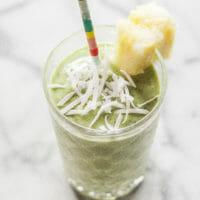 Pina Colada Protein Smoothie Recipe