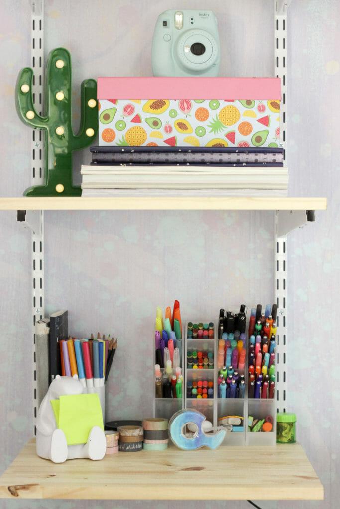 teen girl art supply organization