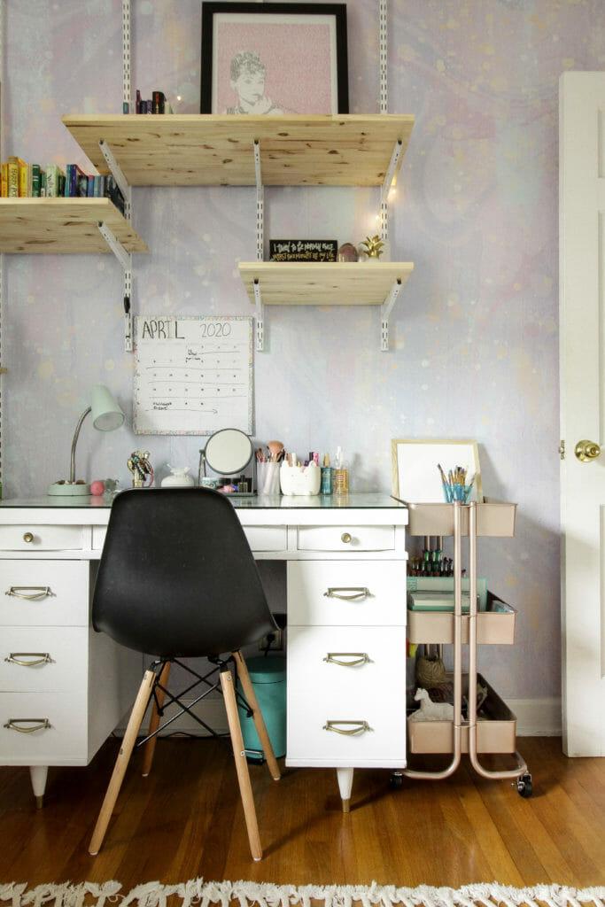 Teen Room organization ideas