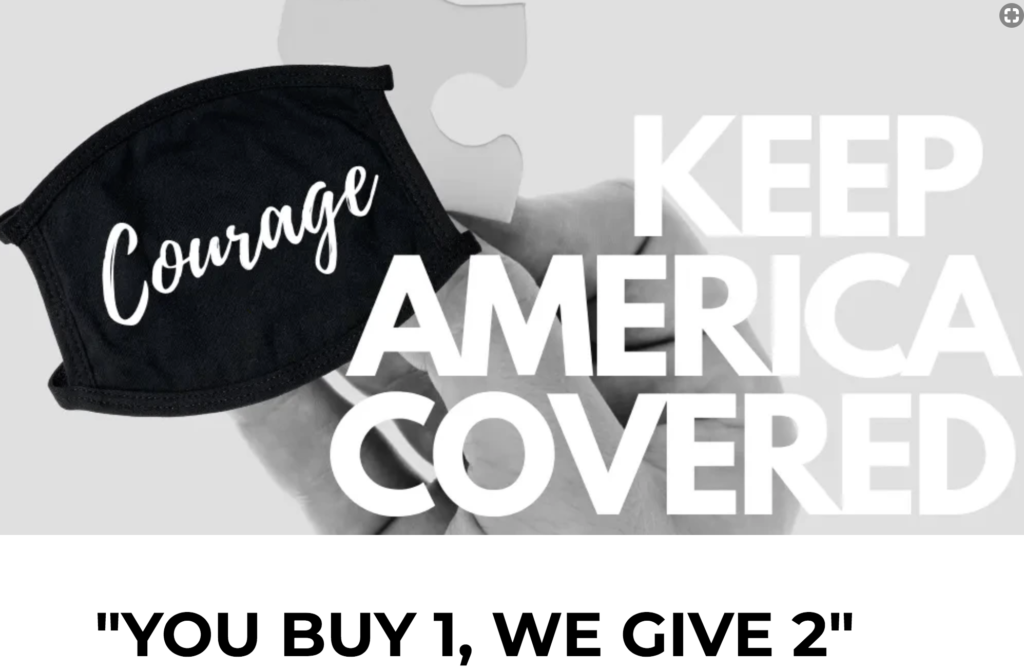 America Covers Masks