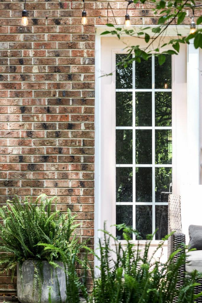 blush exterior doors