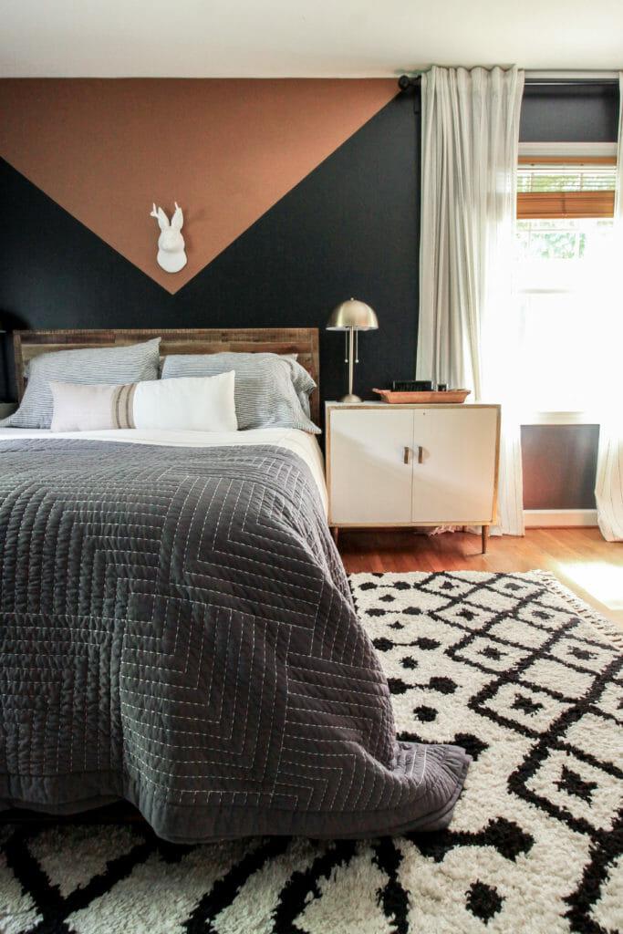 Modern Boho Neutral Bedroom