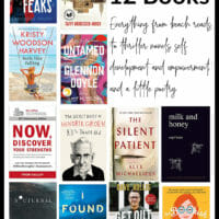12 Books to Check Out: Everything I Read in April, May, June &#03