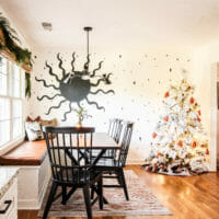 Holiday Housewalk Featuring My Living Room, Kitchen and Dining No