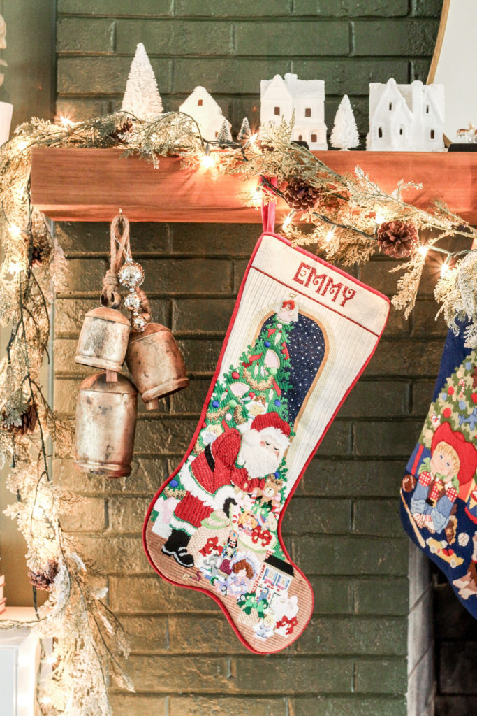 stockings with bells