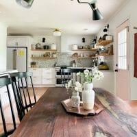 Summer Tour: Kitchen & Dining Room