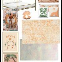 Emmy's High School Bedroom Makeover Plan