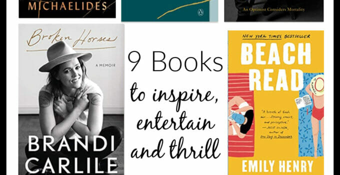 Book Reviews: Everything I Read in July & August